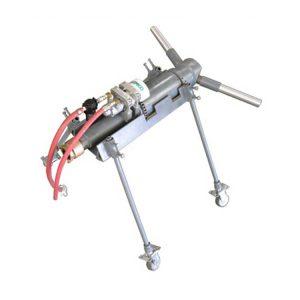clemco spin blast hd internal pipe blast tool