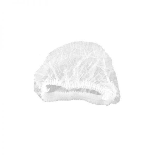czepek beret fizelinowy